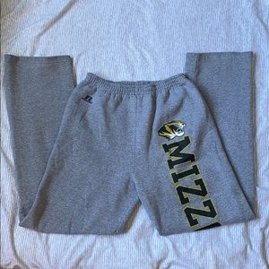 Russel Athletic XL youth sweatpants MIZZOU